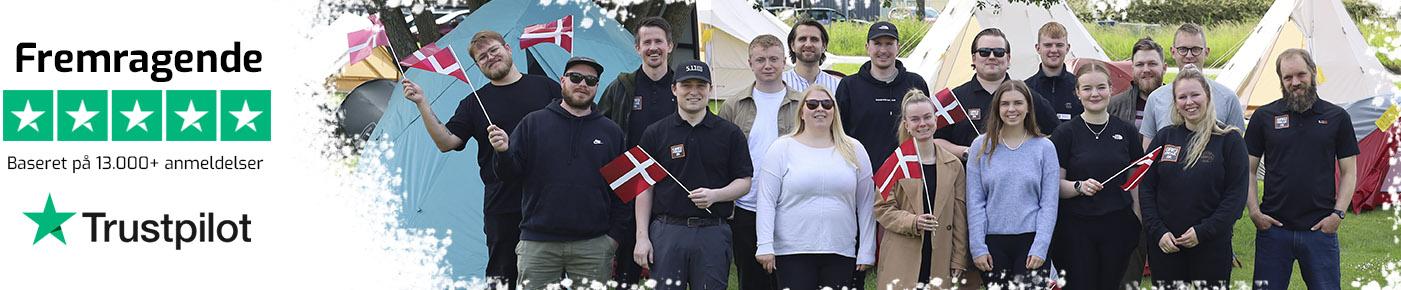 Grejfreak.dk har 5 stjernet hos Trustpilot